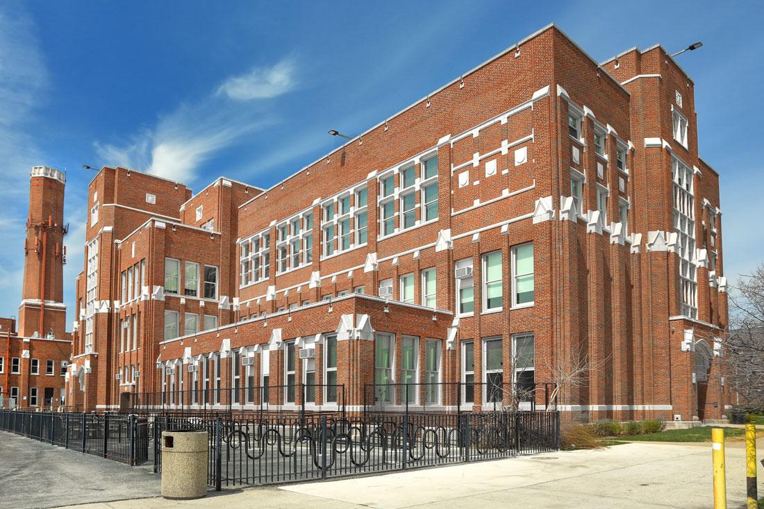 Lane Tech High School