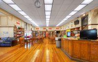 Roosevelt High School Library