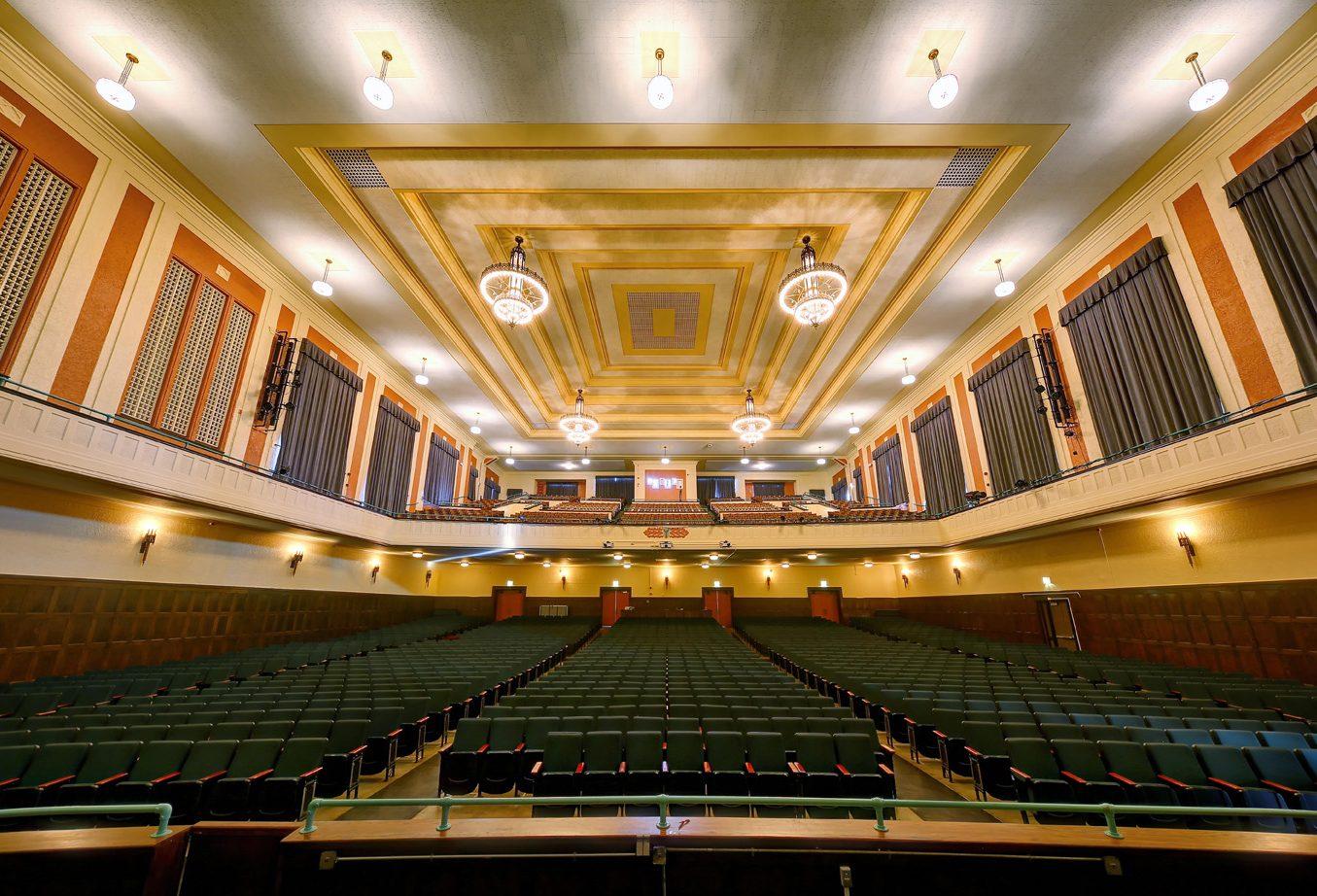 Lane Tech Auditorium 1