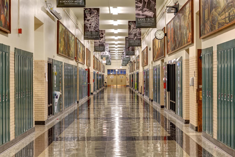 Lane Tech High School Tyler Lane Construction Inc