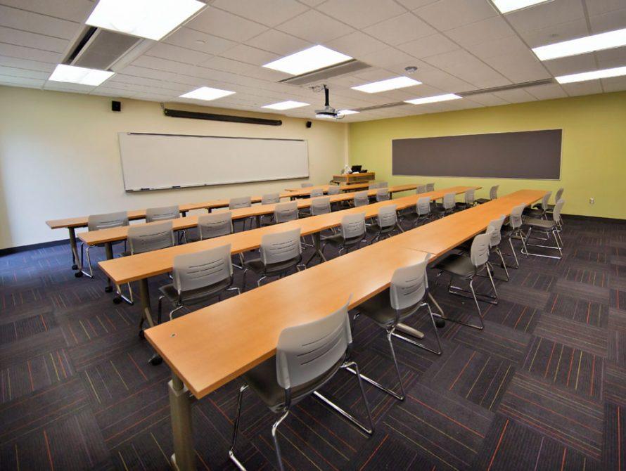 Harper College Classroom